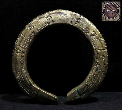 Old Igbo Bracelet – African Currency – Nigeria