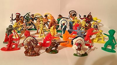Red indians and Cowboys LOT