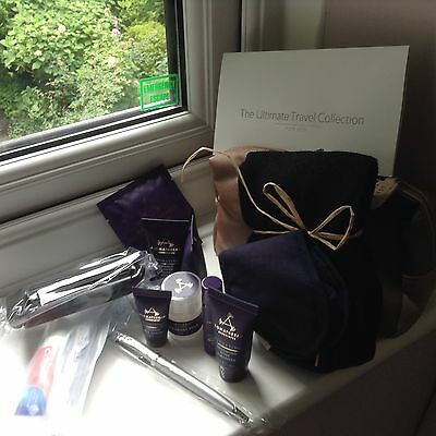 Ba Ultimate Travel Collection For Her Aromatherapy Associates First Class Kit