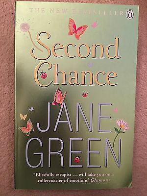 Jane Green 'Second Chance' Paperback Book
