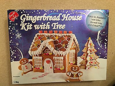 New Gingerbread House Making Kit