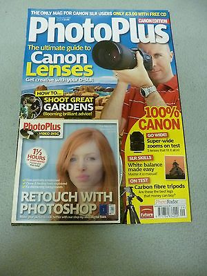 PhotoPlus Magazine Cannon Edition Issue 39  September  2010 + Photoshop CD