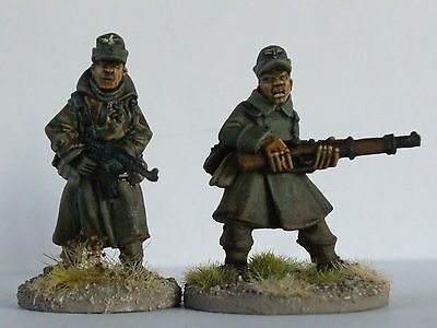 Painted Artizan 28mm German Infantry for Bolt Action Chain of Command k