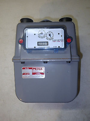 Itron Metris M250TC - Residential/Light Commercial Diaphragm Natural Gas Meter