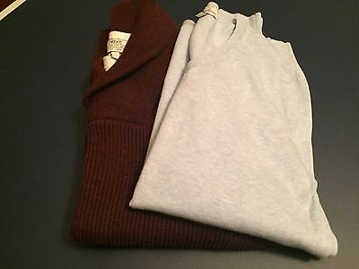 2 X Mens Next Jumpers - Size X-Small