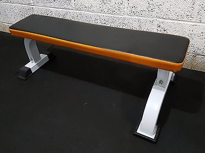 Weight Lifting Flat Bench Bodybuilding Fitness Abs Workout Press Gym Stands