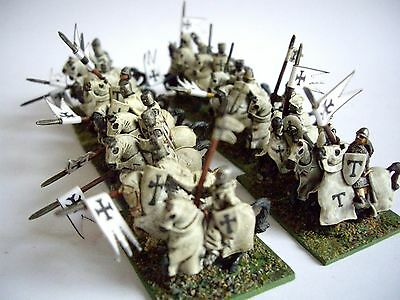 18x 15mm Teutonic Knights by Museum for DBMM FOG