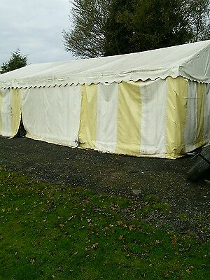 marquee large ex rental good quality heavy duty  30ftx20ft for hire.or. Sell