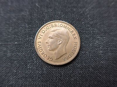 1951   King George V1  Farthing.  A lovely coin.