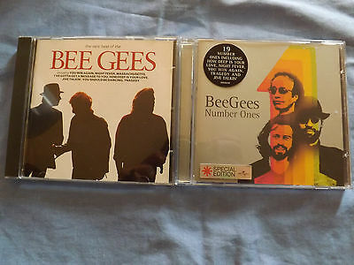 The very best of the Bee Gees & Bee Gees - Number Ones Special Edition