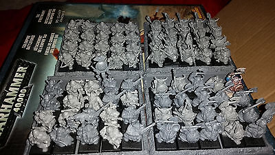 Warhammer Fantasy Dwarf Army and Rulebooks