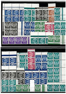 Yugosavia 1935 King Peter II stamps with different tabs on margins, MNH