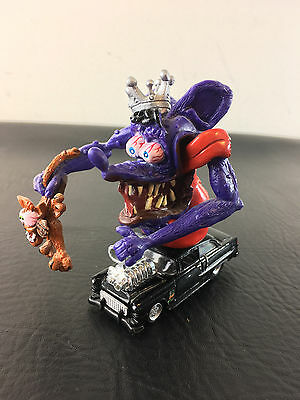 Rat Fink Die Cast 1955 Chevy W/figure Racing Champions Mod Rods Ed Roth