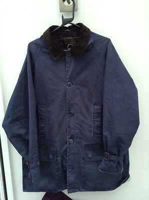 mens barbour Coat With Extra Lining size xl