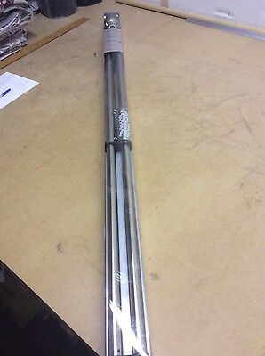 BAY WINDOW CURTAIN POLE KIT, 480cm, NEW UNOPENED, 28mm,HAVE TWO AVAILABLE