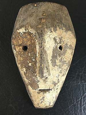 Very Old African Ceremonial Mask