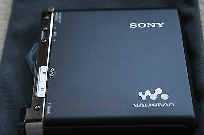 Sony Hi-MD Walkman MZ-RH1 Portable Mini-Disc Recorder