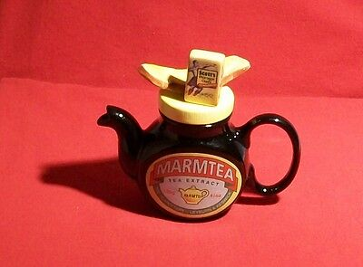 **very Tasty Marmtea Breakfast Teapottery Teapot** *in Extremely Good Condition*