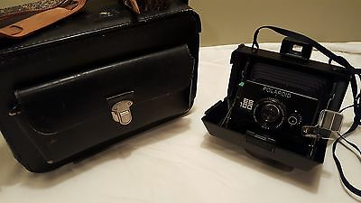 Vintage Polaroid EE100 Special - Instant Film Compact Land Camera - Untested