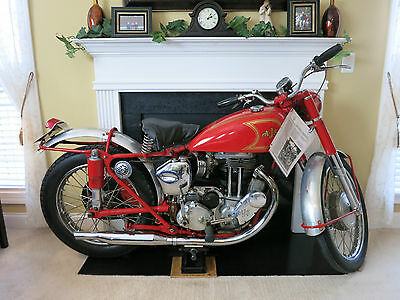 1950 Other Makes 18  AJS Model 18 - 500cc