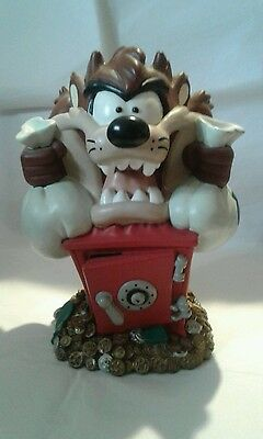 Tazmanian devil money box
