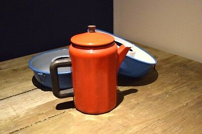 Madame Blue Danish Enamelware