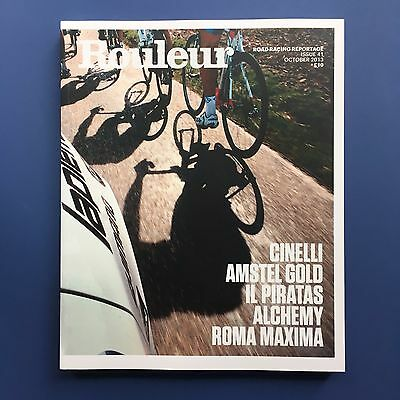 Rouleur, Issue 41, 2013 -- bicycle / road cycling magazine