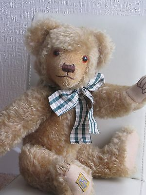 Limited Edition Merrythought Teddy Bear