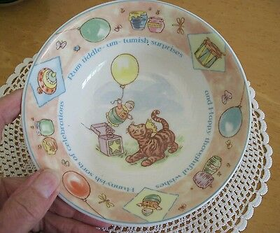 Royal doulton winnie the pooh cereal bowl set - boxed