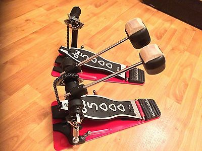 DW 5000 Double Pedal Made in USA