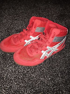 Children's Asics wrestling/boxing Boots