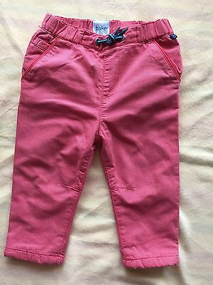 Baby Boys Ted Baker Trousers,age 9-12 Months.