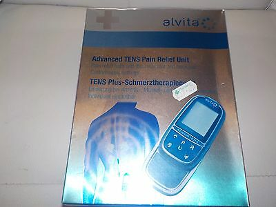 Pain Relief Advanced TENS Unit By alvita