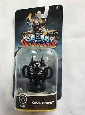 Kaos Trophy Skylanders Superchargers Character Figure Brand New Sealed