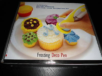Frosting Deco Pen for cake decorations