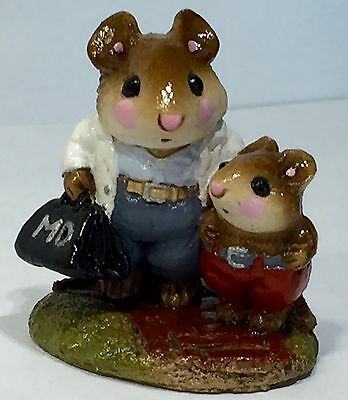 Wee Forest Folk Mouse Call  --RARE- 33 YEARS OLD!! Excellent