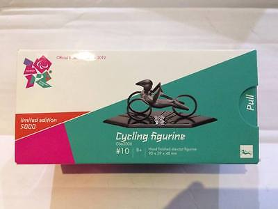 Brand New Corgi London Paralympics 2012 Figurine - CYCLING #10 - Limited Edition