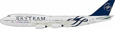 Inflight 200 1:200 China Airlines SkyTeam 747-400 IF7440216 Like Gemini Jets