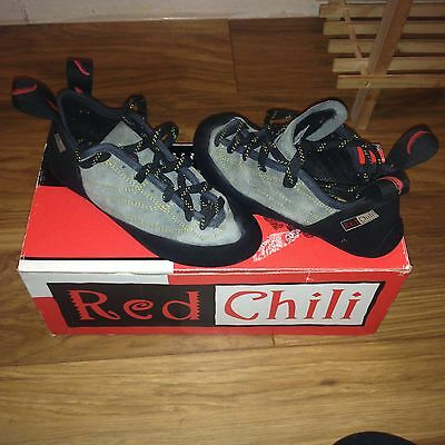 Red Chili Sausalito climbing shoes size Chilli