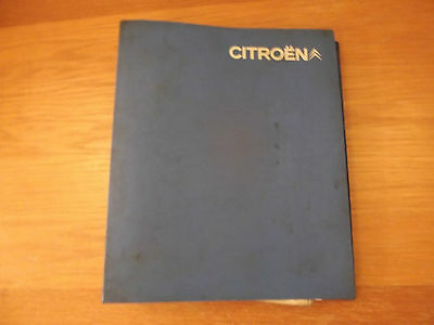 Official body repair manual  for Citroen GSA.1000+Citroen parts in SHOP