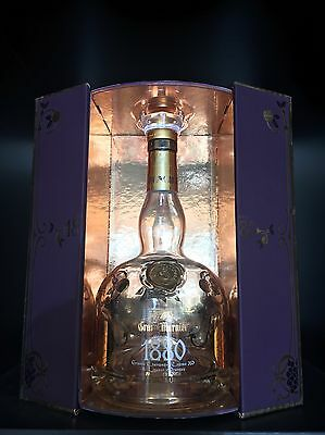 Grand Marnier Cuvée 1880 Painted Bottle and Box/case