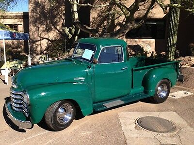 1950 Chevrolet Other Pickups  1950 Chevy pickup