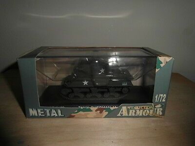 CDC Collection Armour 1/72 diecast Sherman tank ART.3132