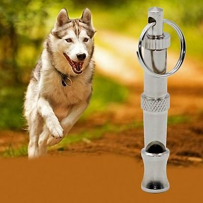 Dog Pet Supplies Whistle Supersonic Whistle Dog Whistle Whistle Key Chain