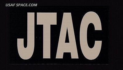 Authentic Us Military Ir Infrared- Jtac-Joint Terminal Attack Controller Patch