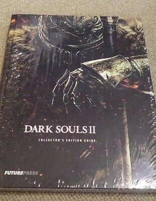 ✦NEW and SEALED✦ Dark Souls 2 Guide ✦ Collector's Edition Strategy ✦ Soul II, 11