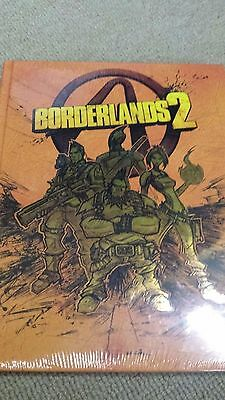✦ NEW and SEALED ✦ Borderlands 2 Limited Edition ✦ GAME STRATEGY GUIDE ✦id:583✦
