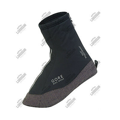 Copriscarpe Gore Bike Wear Universal Windstopper Insulated Overshoes Over Shoes