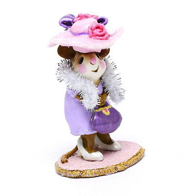 Wee Forest Folk JUST LIKE MOMMY, LTD ED, HARD TO FIND, WITH wff BOX