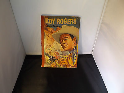 Vintage Western Comic album ROY ROGERS COMICS No 7